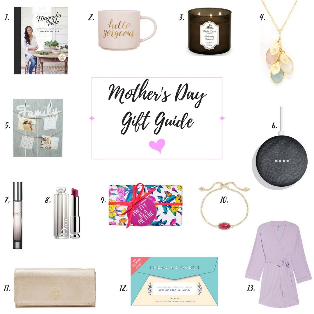 MOTHER'S DAY GIFT-GUIDE UNDER $50