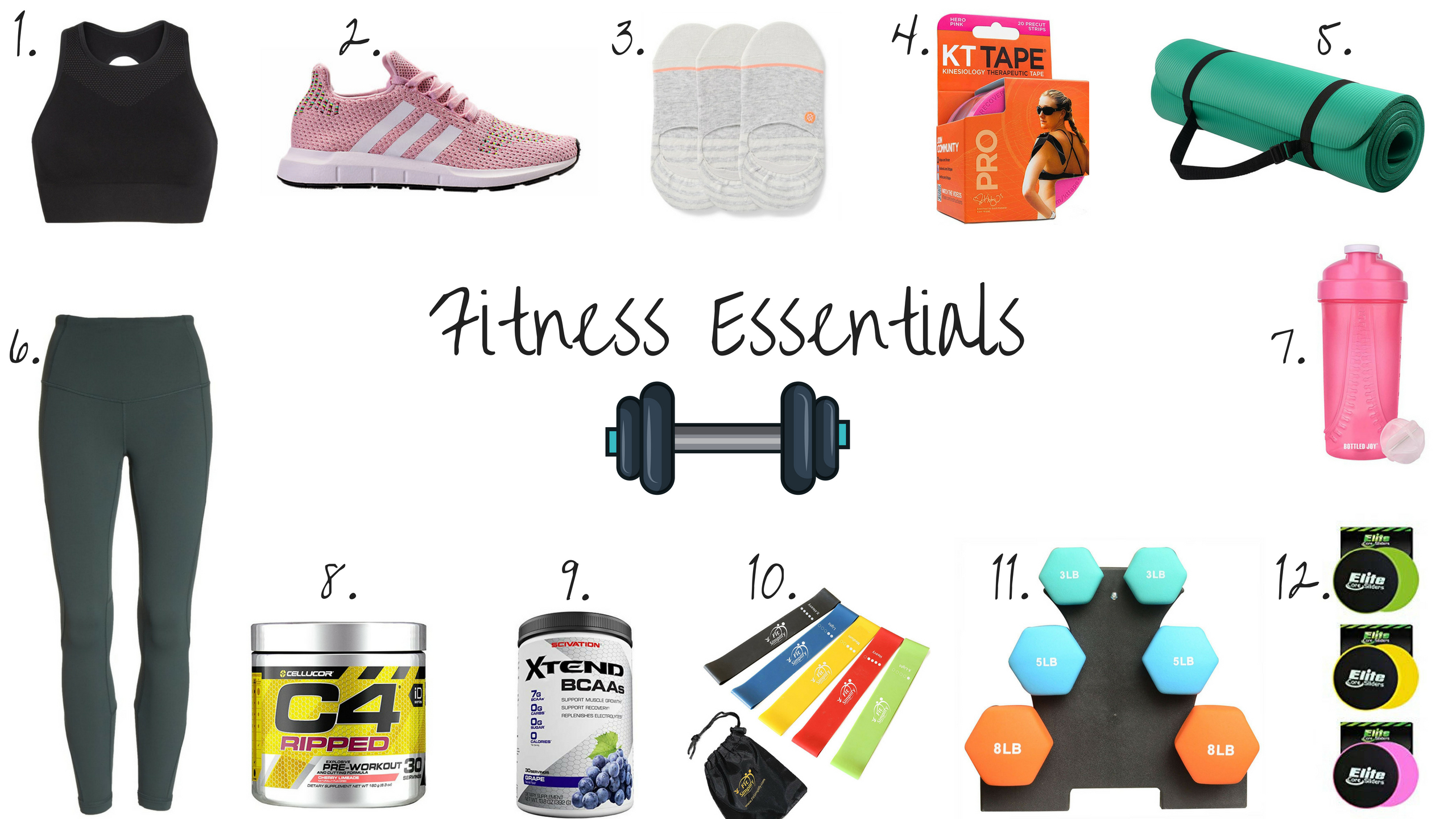 TABATA TUESDAY + WORKOUT ESSENTIALS
