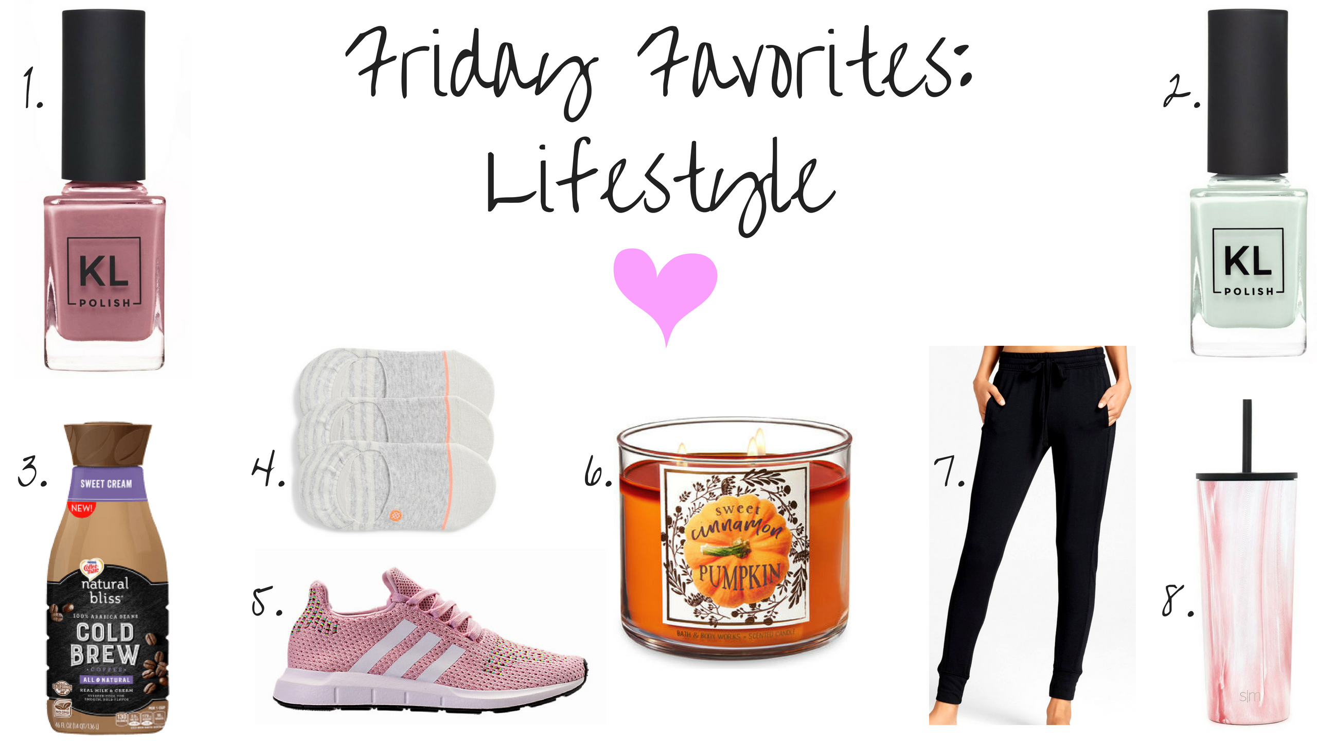 FRIDAY FAVORITES & HATE ITS