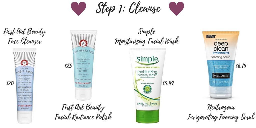 UPDATED FALL SKINCARE ROUTINE