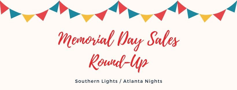 MEMORIAL DAY SALES ROUND-UP