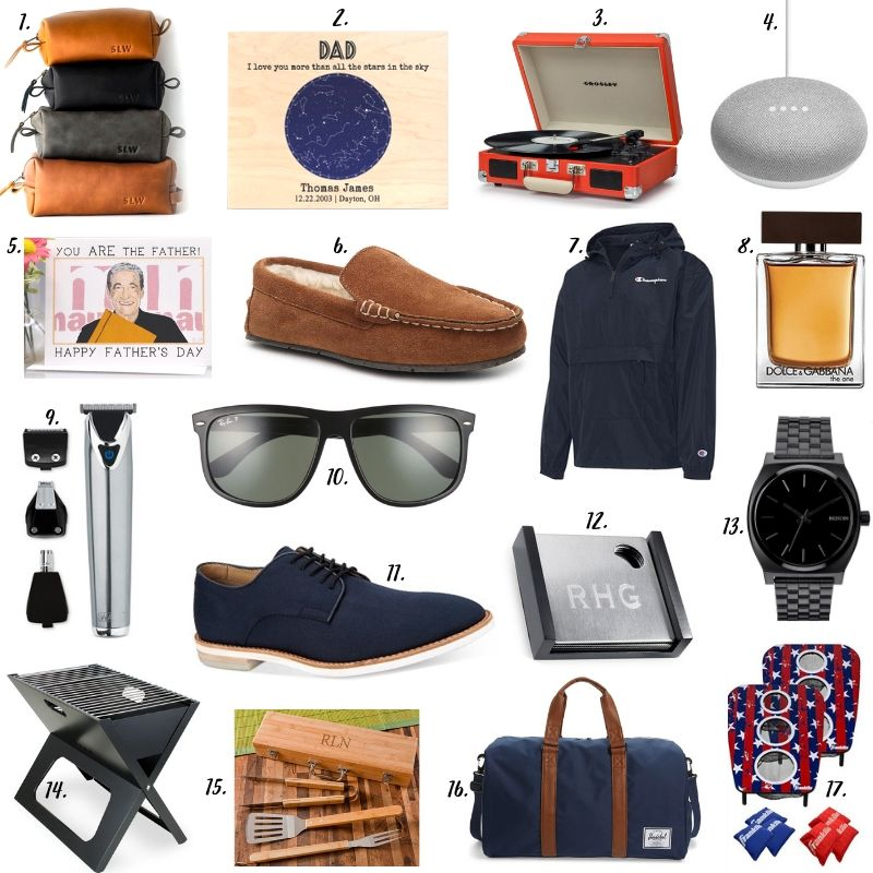 FATHER'S DAY GIFT-GUIDE