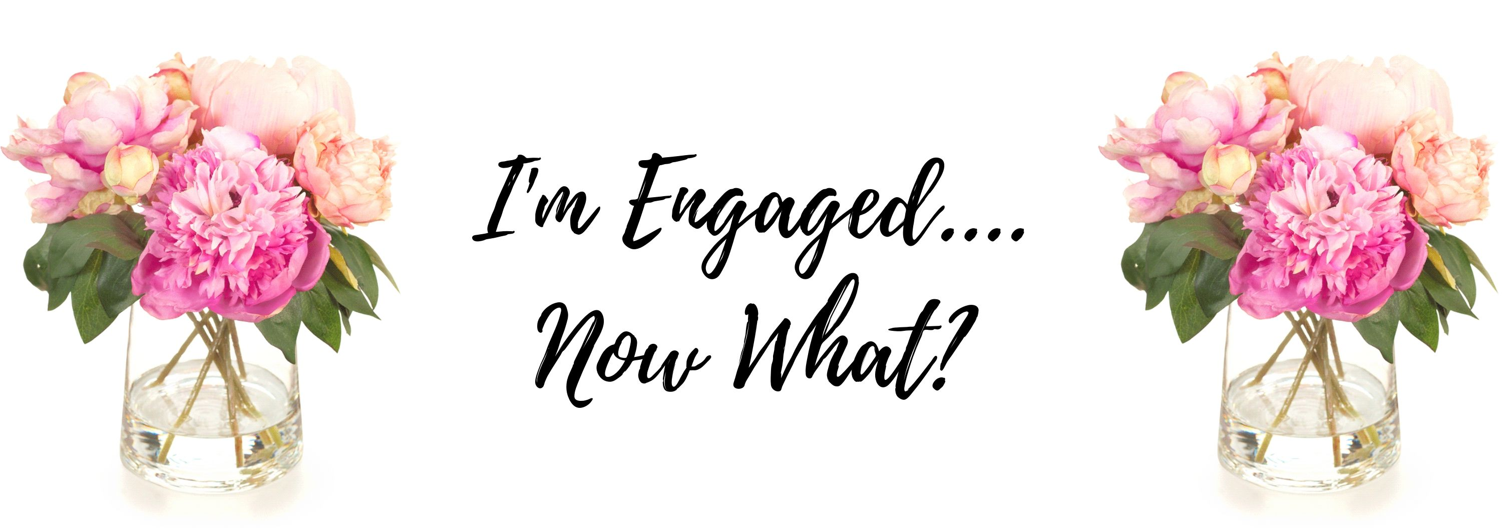 I'M ENGAGED, NOW WHAT?!