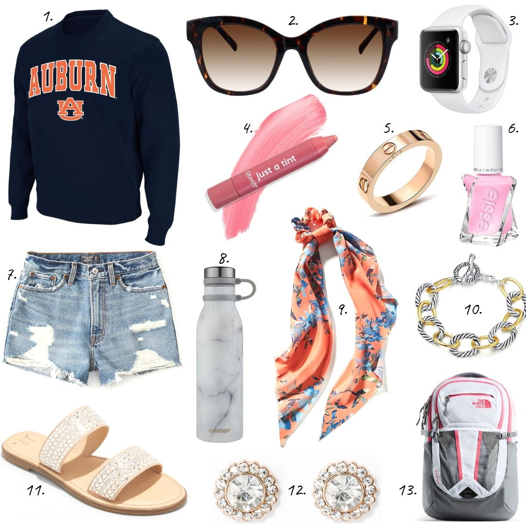 BACK TO SCHOOL LOOK-BOOK: COLLEGE EDITION